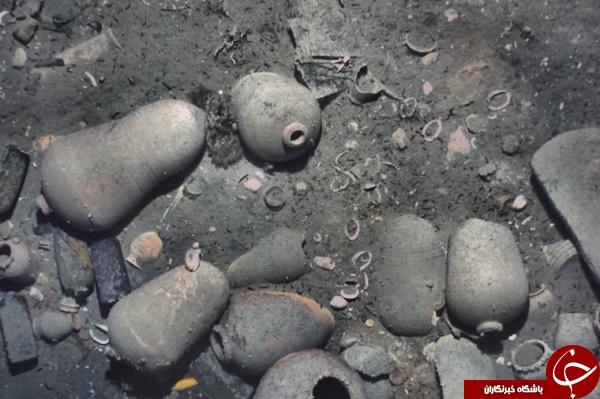 ۱۳ گنجینه حیرتانگیز کشف شده از زیر آب