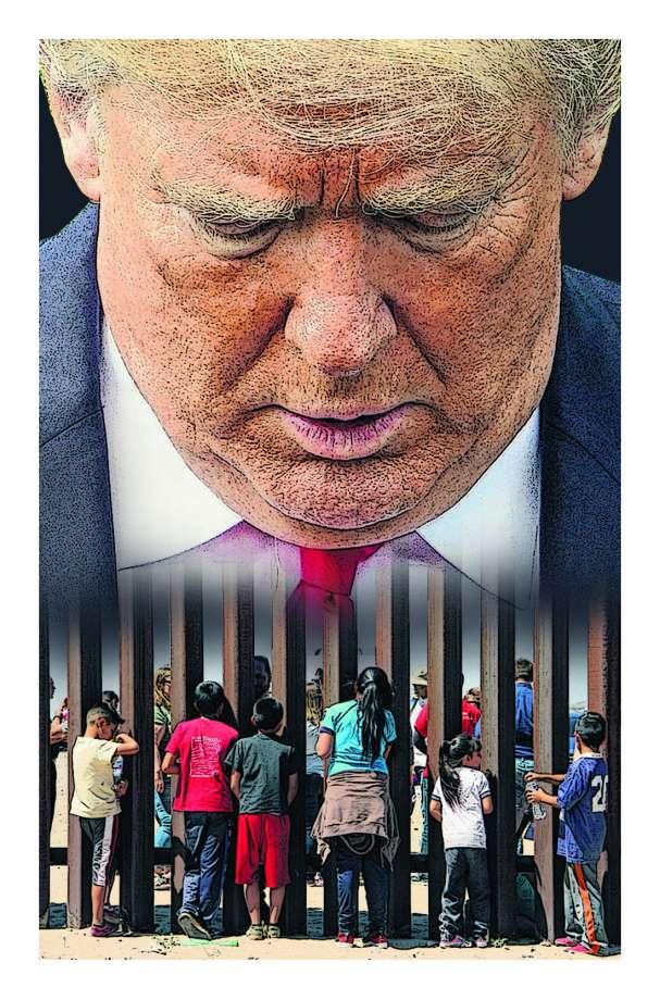 تایمز یونین: سیاستهای ضد مهاجرتی ترامپ جنایتی علیه کودکان است