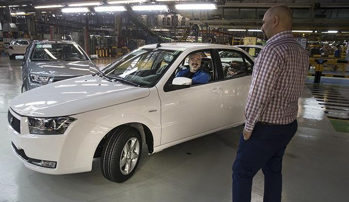 خودروهایی که ۳ تا ۳۰ میلیون تومان گران شدند+جدول قیمت,