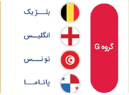 برنامه کامل دیدارهای جام جهانی 2018 روسیه به وقت ایران
