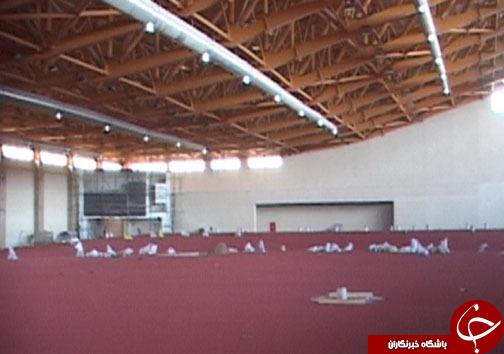 طرح دهکده المپیک خرم آباد بعد از ۱۱ سال هنوز خبری از افتتاح آن نیست / ورزشکاران لرستانی برای گرفتن مدالهای رنگارنگ نیاز به امکانات دارند + تصاویر