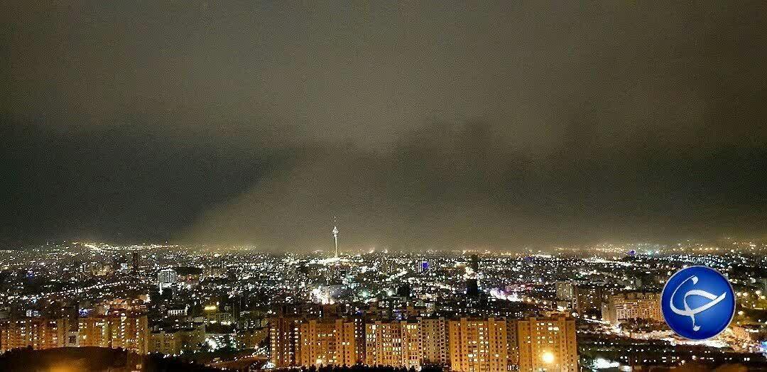طوفان شهر تهران را در نوردید/ ملکی: تاکنون گزارشی از مسدوم شدن فردی نداشتیم