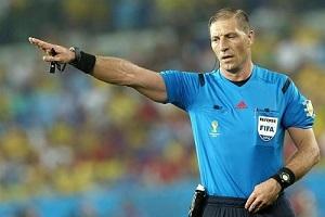 داور بازی افتتاحیه جام جهانی روسیه مشخص شد