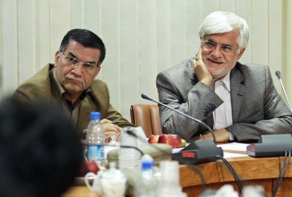 نمیپذیرم که  صحبت های اخیر درباره عارف را خاتمی گفته باشد/حمایت تاریخی محمدرضا عارف عامل اصلی پیروزی روحانی بود