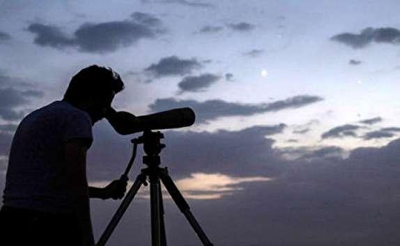 باشگاه خبرنگاران -اعزام ۶ گروه استهلال برای رویت هلال ماه شوال در آذربایجان غربی