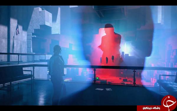 بازی Control در کنفرانس دبشب سونی معرفی شد +تصاویر