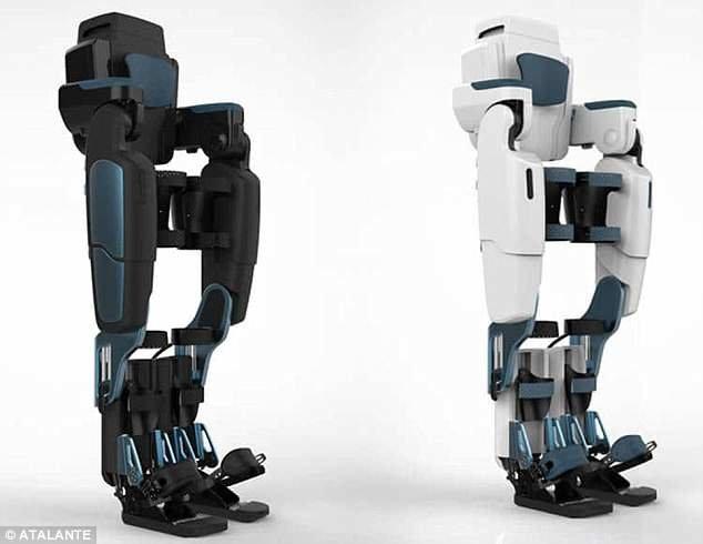 باشگاه خبرنگاران -ابداع پوشش رباتیکی که راه رفتن انسان را تقلید میکند