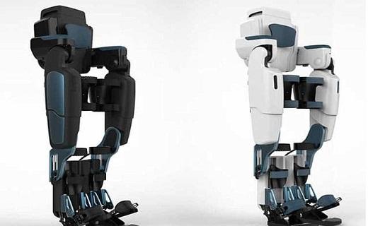 پوشش رباتیکی که راه رفتن انسان را تقلید میکند