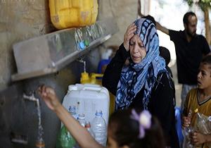 مستندی از وضعیت «آب» در نوار غزه