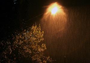 بارش شبانه رحمت الهی در سمنان