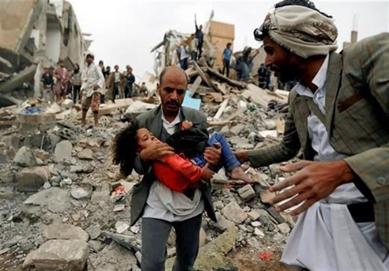 ۳۵ هزار شهید و زخمی نتیجه تجاوز سعودی - آمریکایی