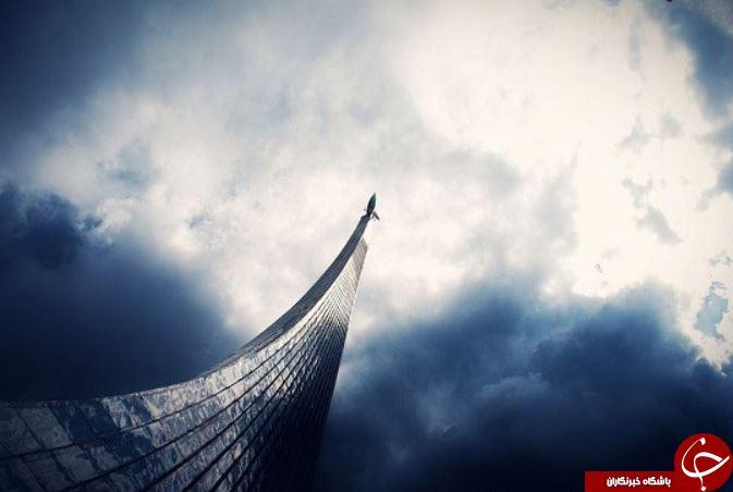 معرفی بنای یاد بود فتح فضا مسکو / با اماکن گردشگری روسیه زیادتر آشنا گردید +عکس ها و هزینه بازدید!