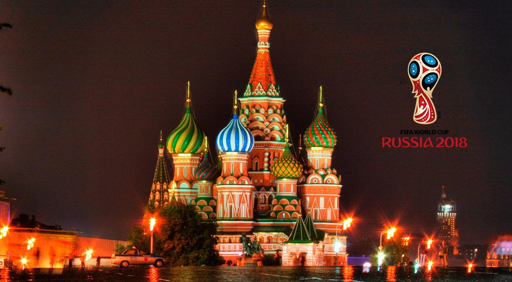 روسیه- عربستان/آغاز جشن جهانی فوتبال در سرزمین تزارها
