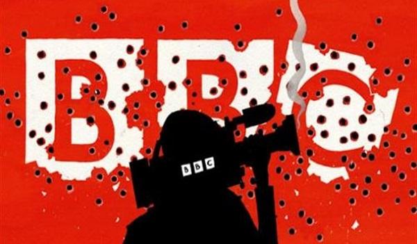 خشم کاربران از دروغ پراکنیهای وقیحانه بیبیسی با هشتگ #BBCshameonyou