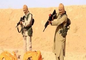 داعش ۳۰ سرکرده خود را در مرز سوریه و عراق اعدام کرد
