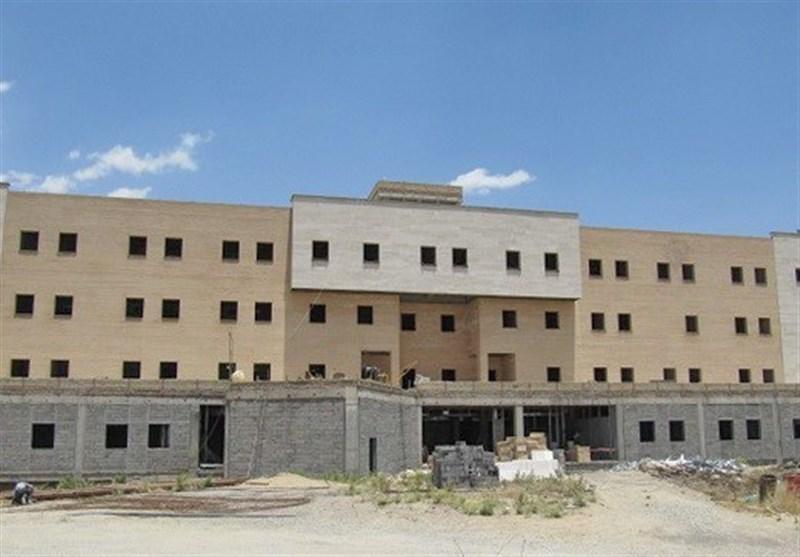 انتقال ساخت بیمارستان ۲۲۰ تختخوابی بم از وزارت مسکن به وزارت بهداشت