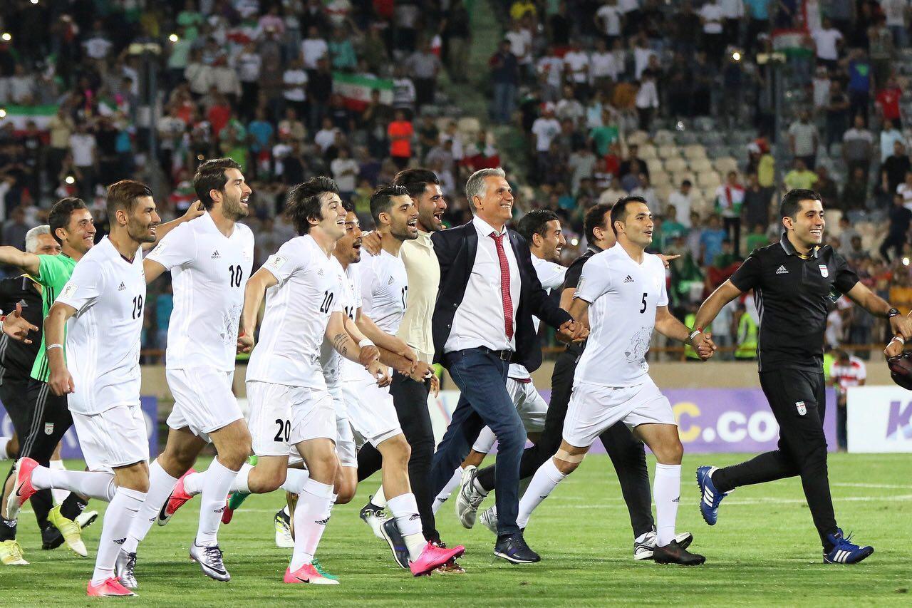 کلیپ جام جهانی مخصوص تیم ملی ایران