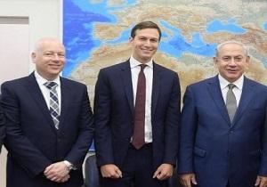 سفر داماد ترامپ به خاورمیانه برای مشورت با سران منطقه درباره مذاکرت صلح فلسطین