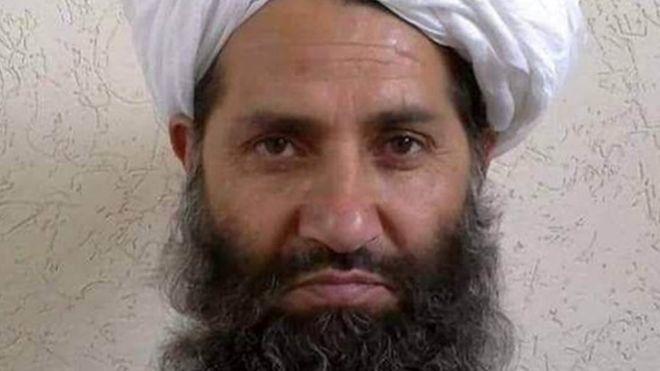 رهبر طالبان: حل موضوع افغانستان فقط با مذاکره مستقیم آمریکا و طالبان امکان پذیر است