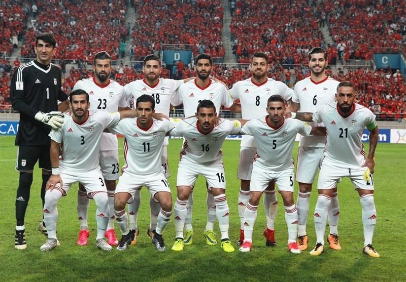 برنامه ویژه ارکستر سمفونیک ایران قبل از هر دیدار تیم ملی فوتبال
