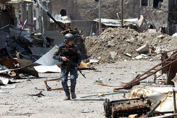 آغاز عملیات ضدتروریستی ارتش عراق در غرب موصل