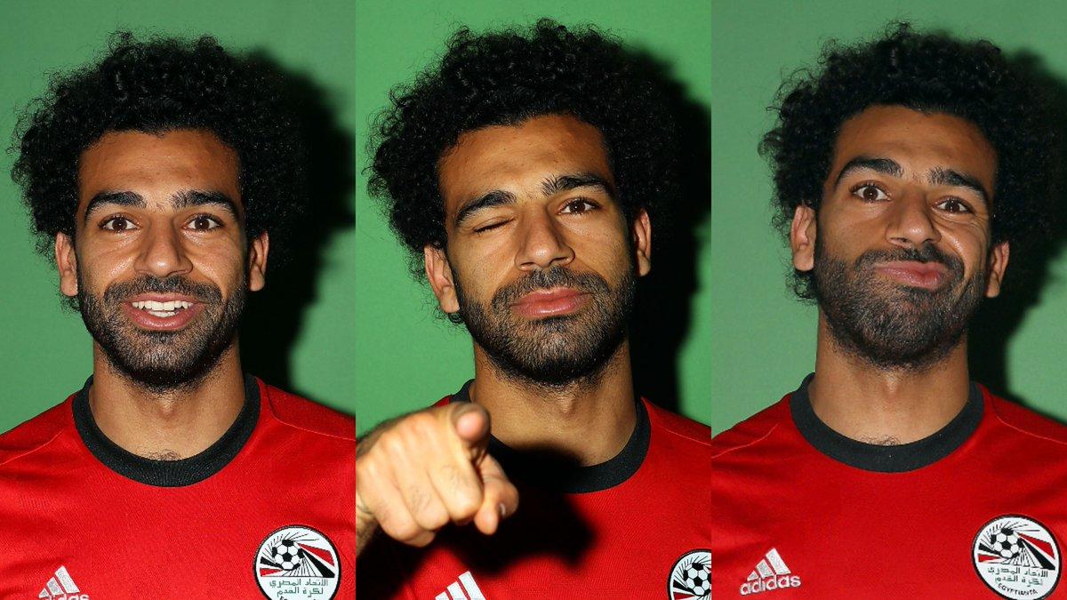 ژست های جالب ستاره های جام جهانی 2018 مقابل دوربین فیفا+تصاویر