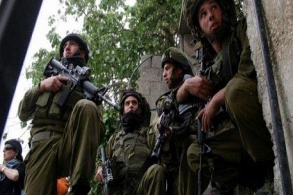 درگیری صهیونیستها با فلسطینیان در اردوگاه الأمعری