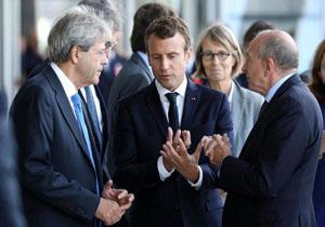 ایتالیا سفیر فرانسه را فراخواند