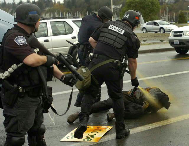 روزانه چند نفر توسط پلیس آمریکا کشته میشوند؟