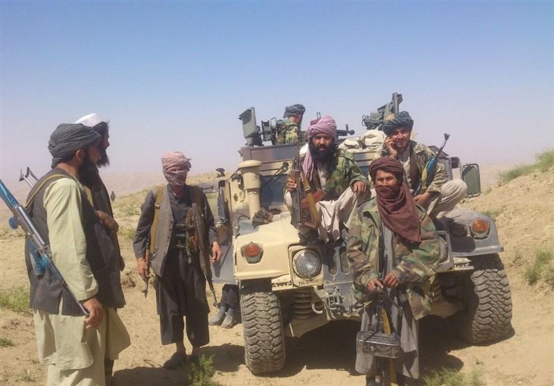 دفع حمله طالبان به ولسوالی «پرچمن» فراه