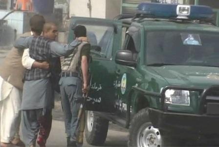 انفجار در ننگرهار 8 کشته و زخمی برجای گذاشت