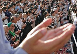 بقاع متبرکه فارس میزبان نمازگزاران عید سعید فطر