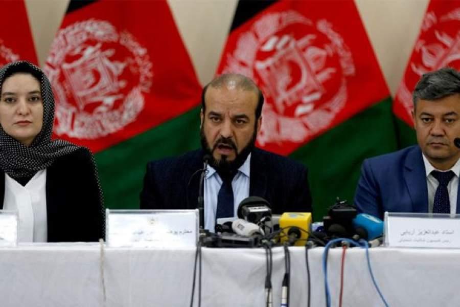 رئیس کمیسیون انتخابات: چالش های انتخاباتی در غزنی تا عید فطر حل خواهد شد