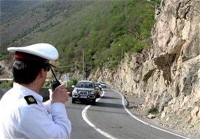 پلیس کرمان همراه با مسافرین تابستان