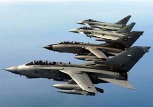 حمله جنگندههای متجاوز سعودی به منطقه مرزی رازح در صعده یمن