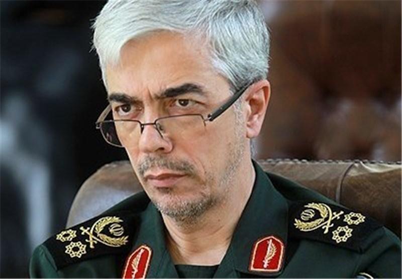 سرلشکر باقری عید فطر را به فرماندهان ارتشهای کشورهای اسلامی تبریک گفت