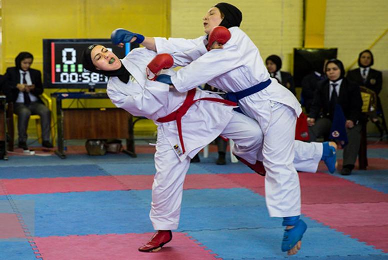 روند انتخابی تیم ملی بانوان کاراته مشخص شد