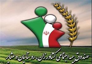 ۸۱ هزار خانوار روستایی استان همدان عضو صندوق بیمه