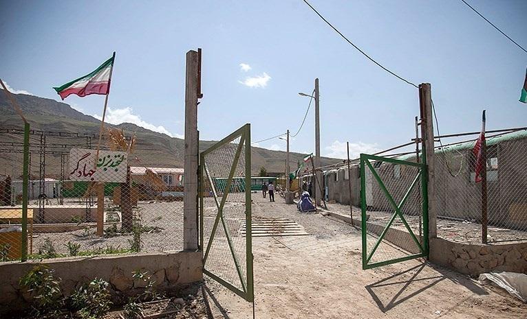 اشتغال زایی سپاه برای زلزله زدگان غرب کشور + تصاویر