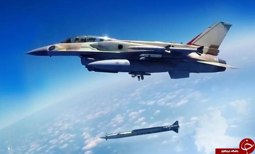 رژیم صهیونیستی از یک موشک مافوق صوت رونمایی کرد+ عکس