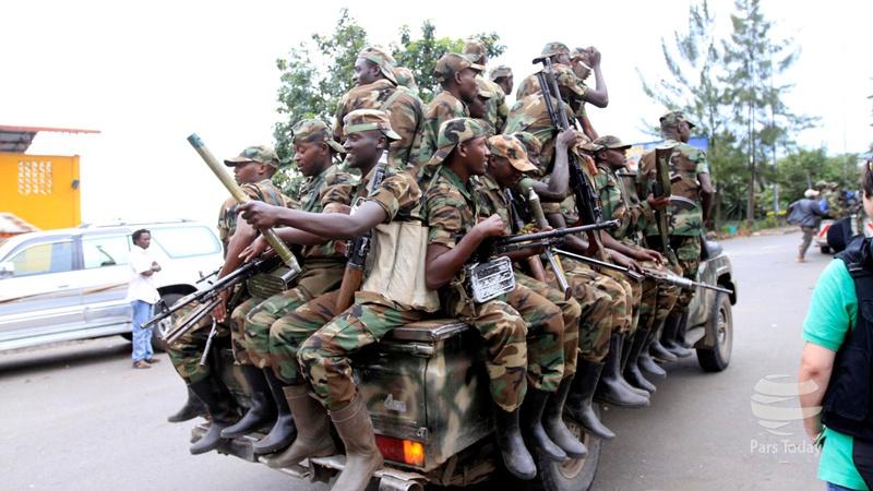 کشته شدن ۸۲ نفر در آشوبهای کنگو