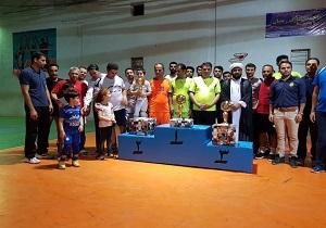 برگزاری مسابقات فوتسال جام رمضان در پایگاه دریایی خرمشهر