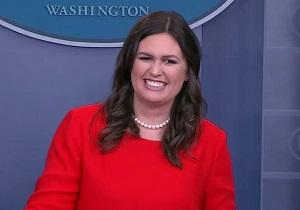 سارا سندرز نیز قصد ترک کاخ سفید را دارد