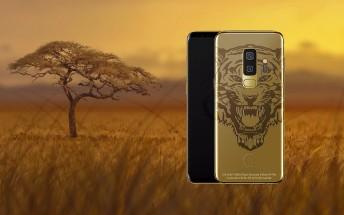 تولید Galaxy S9 و S9 Plus با فلزات گرانبها +تصاویر