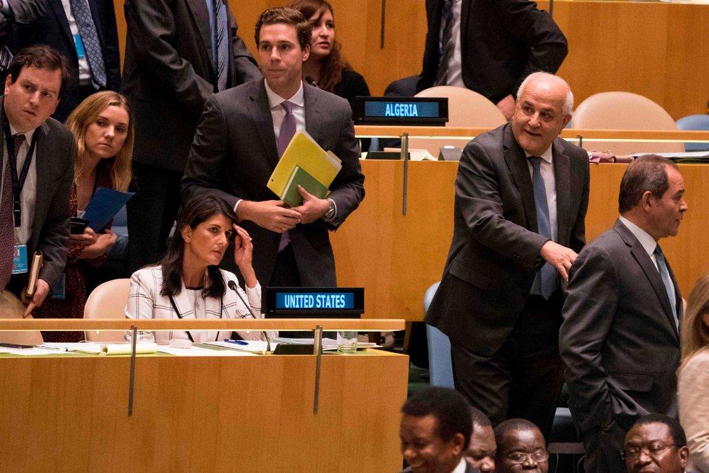 محکومیت رژیم صهیونیستی در مجمع عمومی سازمان ملل/ تلاشهای آمریکا ناکام ماند
