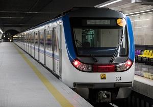 مترو برای نمازگزارن رایگان است