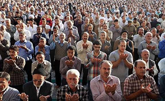 باشگاه خبرنگاران -اقامه نماز عید فطر در ۲۲ نقطه خراسان شمالی