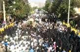 باشگاه خبرنگاران -تشییع شهید امنیت علی اکبر معصومی نژاد در اراک + تصاویر