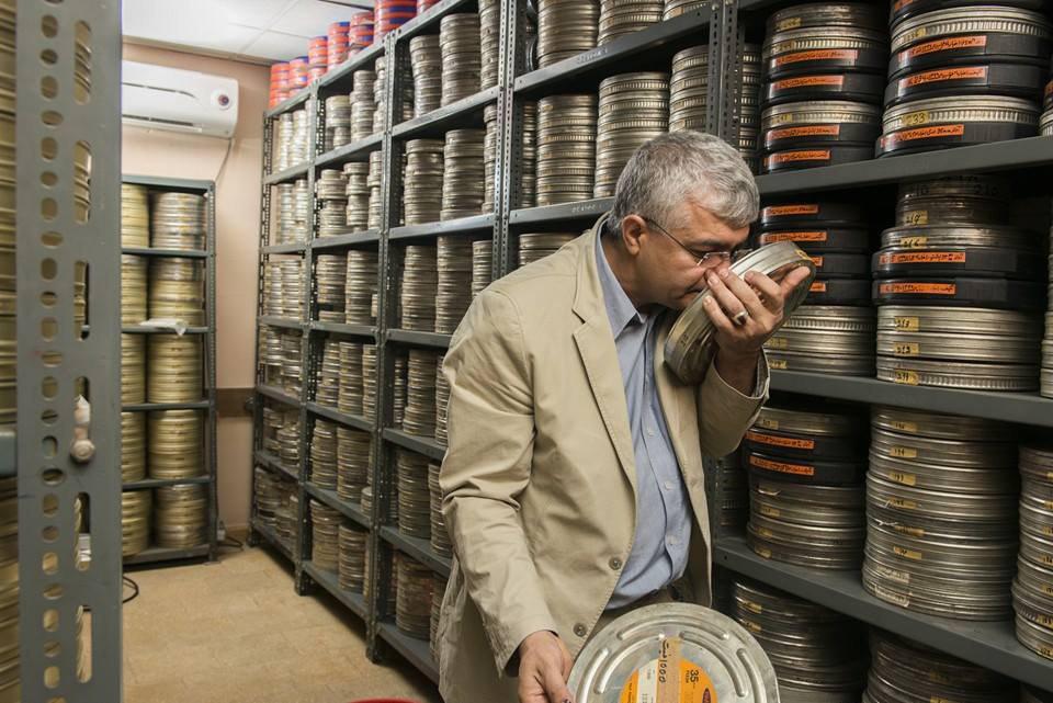 آرشیو افغان فیلم به ارگ ریاست جمهوری منتقل می شود