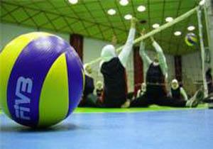 اعزام بانوی والیبال نشسته همدان دررقابت های جهانی هلند